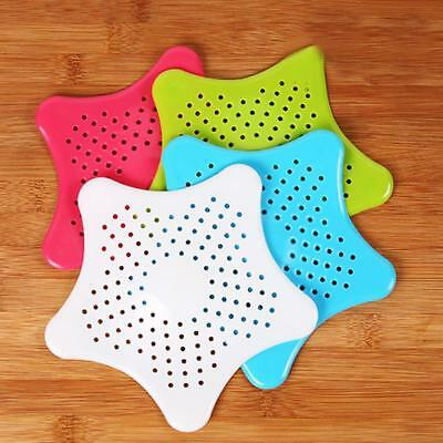 Bathroom Drain Hair Catcher Bath Stopper Sink Strainer Filter Shower Cover