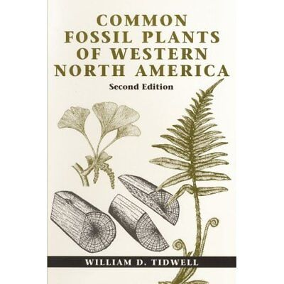 Common Fossil Plants of Western North America - Paperback NEW William D. Tidw 19