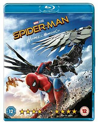 Spider-man Homecoming [Blu-ray] [2017] [Region Free] - DVD  JTVG The Cheap Fast