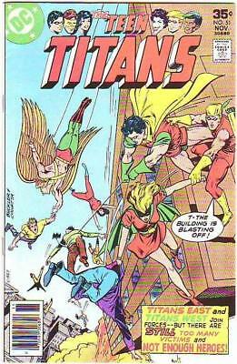 Teen Titans, The # 51 strict VF/NM-  appearance Teen Titans West
