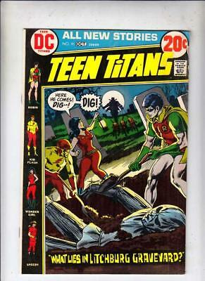 Teen Titans, The # 41 strict VG/FN artist Nick Cardy