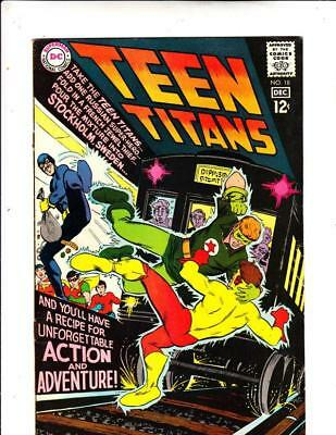 Teen Titans, The # 18 strict NM-  1st   appearance Starfire Russian Super-Hero