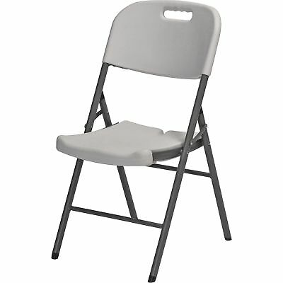 FREE SHIPPING Sandusky Lee Folding Chairs - 4-Pack, Model# FPC182035