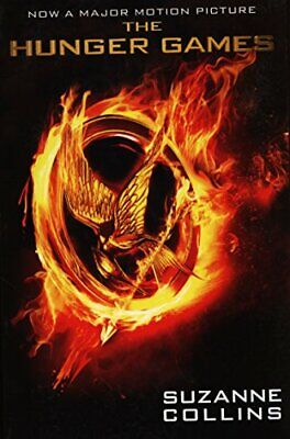 Hunger Games Movie Edition (Hunger Games Trilogy) by Collins, Suzanne Book The