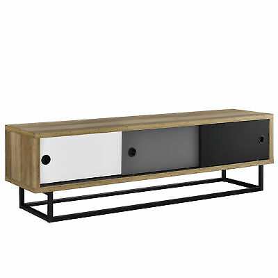 vicco lowboard zenith wei fernsehschrank sideboard tv. Black Bedroom Furniture Sets. Home Design Ideas