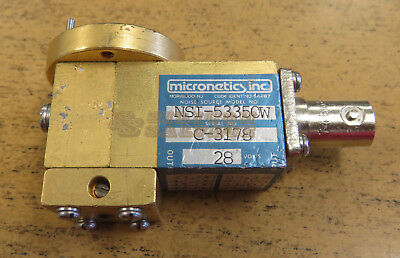 Micronetics NSI-53350W Waveguide Noise Source 33.0-50.0GHz WR22