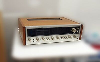Pioneer SX828 Vintage AM FM Stereo Receiver - 1970s Design - Collectible