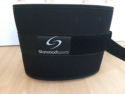 Brand New Starwood Sports Weight Training Belt For Powerlifting