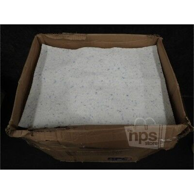 """SPC RF100 Pack of 100, 15x19"""" Absorbent Pad, Fluids Absorbed: Universal, 40 gal."""