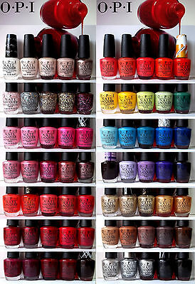 OPI O.P.I Nail Polish - OPEN STOCK - YOUR CHOICE - Full Size Lacquer Series NL -