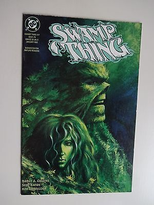 Swamp Thing #127   High Grade VF/NM   Collins   Eaton