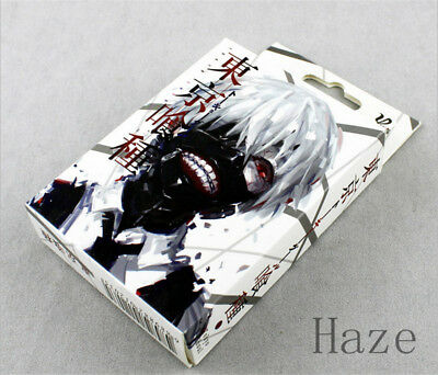 Japanese Anime Manga Art Playing Tokyo Ghoul Cards Poker 54pcs With Box Gift