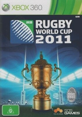Rugby World Cup 2011 = NEW XB3-Game