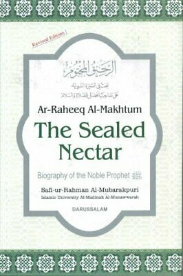 The Sealed Nectar: Biography of the Noble ... by Safi-ur-Rahman al-Mu 9960899551