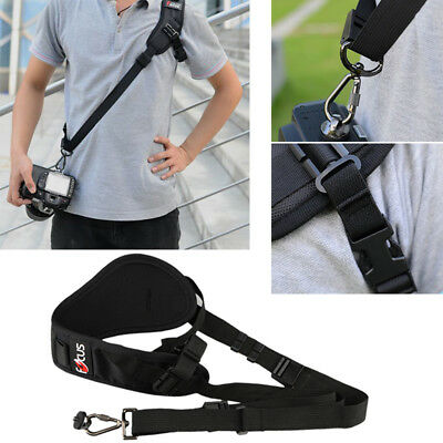 Quick Rapid Single Shoulder Sling Belt Neck Strap for Digital SLR DSLR Camera