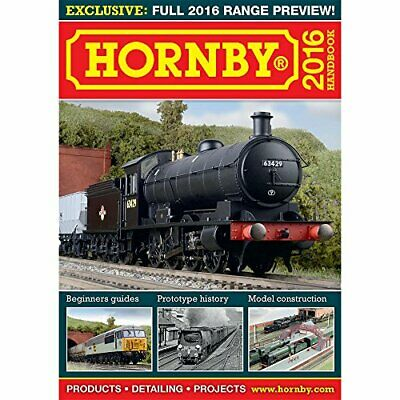 Hornby R8153 2016 Year Book by Wild, Mike Book The Cheap Fast Free Post