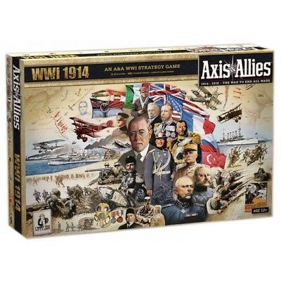 Avalon Hill Board Game Axis & Allies Wwi 1914 English [2116272]