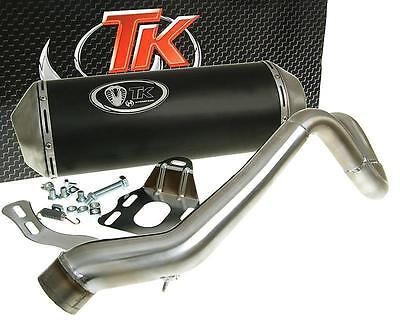 Exhaust Sport with E Characters Turbo Kit GMax 4T For HONDA PANTHEON 125 150CCM