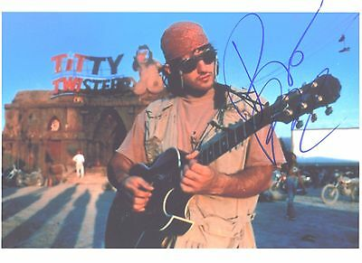 ROBERT RODRIGUEZ Signed Photo FROM DUSK TILL DAWN