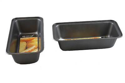 Royle Home Non Stick Loaf Tin Baking Steel Bread Cooking Kitchen