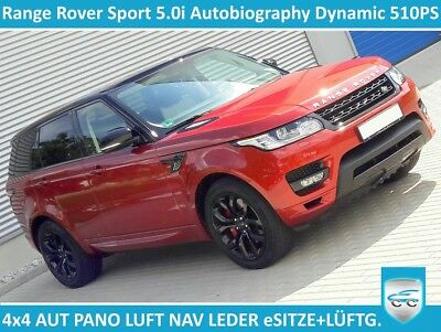 Range Rover Sport 510PS Supercharget Autobiography DYNAMIC ,1-Hand , nur 21tkm !