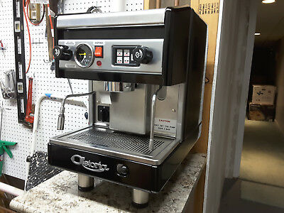 "Astoria Espresso Machine ""ARGENTA"" fully automatic and programmable"