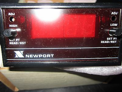Newport Electronics Panel Meter New