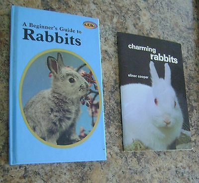 Beginner's Guide to Rabbits 1986 by Wimner, Paul 0866223061 Charming Rabbits