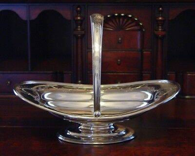 Tiffany & Co. Bridal Basket Sterling Silver 1854 Tiffany.Young & Ellis Broadway!