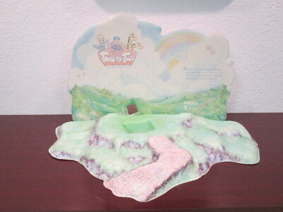 1980s PRECIOUS MOMENTS NOAH/'S ARK VACU-FORM STORE DISPLAY /& SHIPPING BOX NEW//NOS