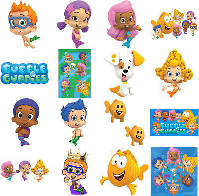 BUBBLE GUPPIES PILLOW Pillow HANDMADE in USA - $19 99 | PicClick