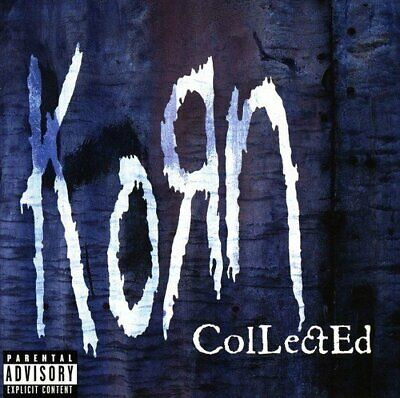 Korn - Collected - Korn CD E2VG The Fast Free Shipping