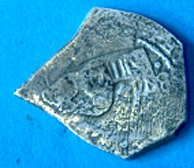 Superb ,  Large 8 REALE c1712 from the 1715 PLATE FLEET shipwreck