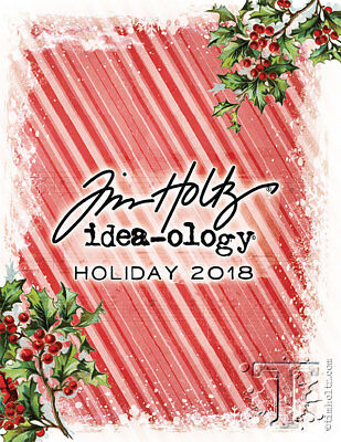 Tim Holtz®  Christmas idea-ology, stamps, dies & much more for 2018 & older
