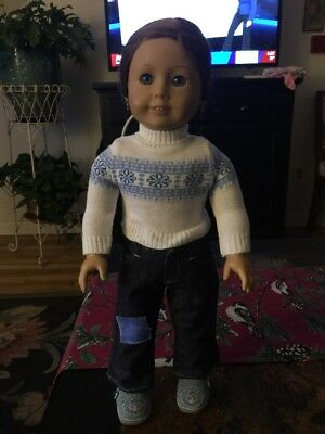 American Girl Doll Pleasant Company With Freckles