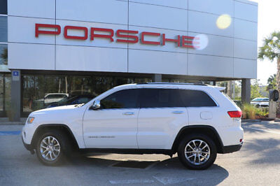 2014 Jeep Grand Cherokee RWD 4dr Limited 2014 Jeep Grand Cherokee Limited! Only 46k Miles!