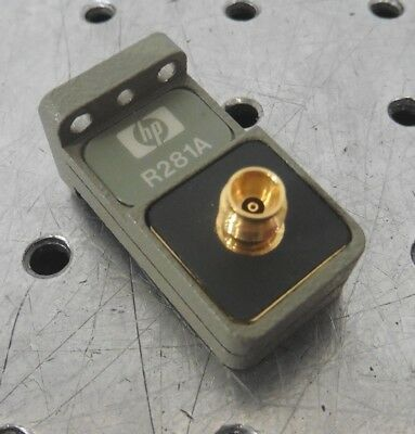 C146683 HP R281A Adapter 2.4mm (female) x WR28 Waveguide