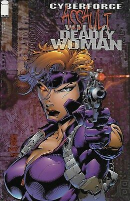 Cyberforce: Assault with a Deadly Woman / US TPB 1995 / Marc Silvestri