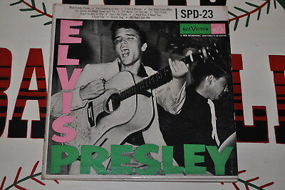 Elvis Presley 45 Record SPD-23 Near MINT; Nicest I have ever seen!