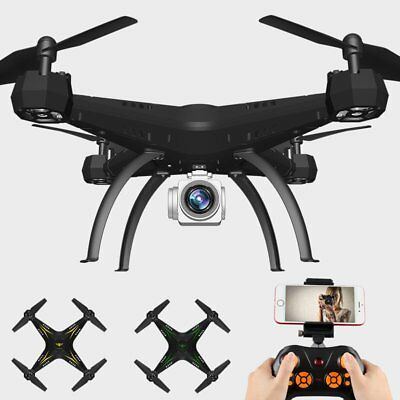 Drone AU Wifi RTF 2.4G 4CH RC Quadcopter RC Camera Drone with FPV Camera KY501W