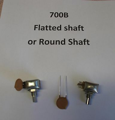 Phase Linear Power Switch 700B   New Old Stock    Round or Flatted shaft