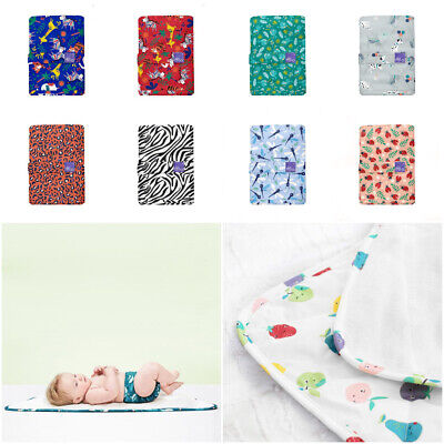Changing Mat Bambino Mio Folding Baby Home Travel Machine Washable 8 Designs