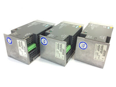 Siemens Sitop power 20, 2x 6EP1436-1SH01, 1x  6EP1336-1SH01 Power Supply