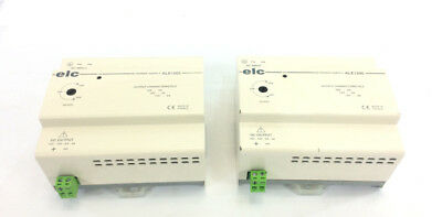 2x elc ALE1205 DC Power Supply AC Input 220V - 240V; 0,6A 50-60Hz