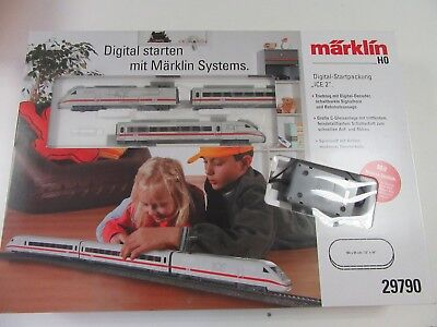 Märklin H0 29790 digitale Startpackung ICE BR 402 Sound ohne MS 1 in OVP