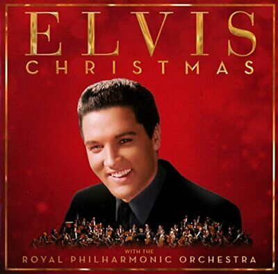 Christmas With Elvis And The Royal Philharmonic Orchestra -  CD 4NVG The Cheap