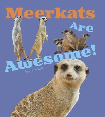 Meerkats Are Awesome! (Awesome African Animals!) (Library Binding. 9781406288483