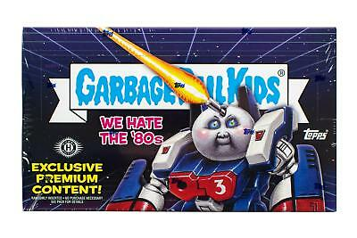 Garbage Pail Kids Series 1 We Hate The 80's Collector Edition Box (Topps 2018)