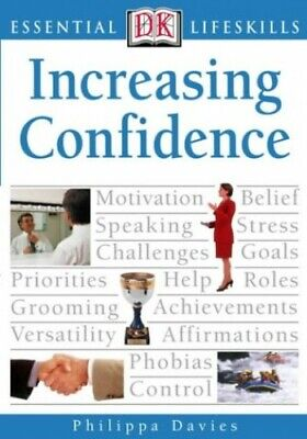 Increasing Confidence (Essential Lifeskills) by Davies, Philippa Paperback Book