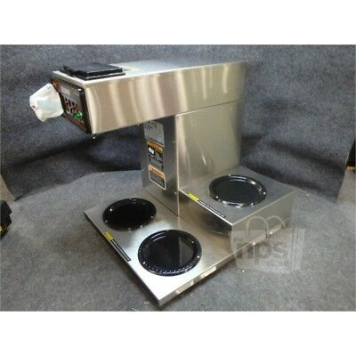 Bunn CWTF35 Commercial Automatic Coffee Brewer With 3 Lower Warmers*